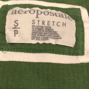 Tops - Aeropostale 3/4 sleeve stretch tee size small